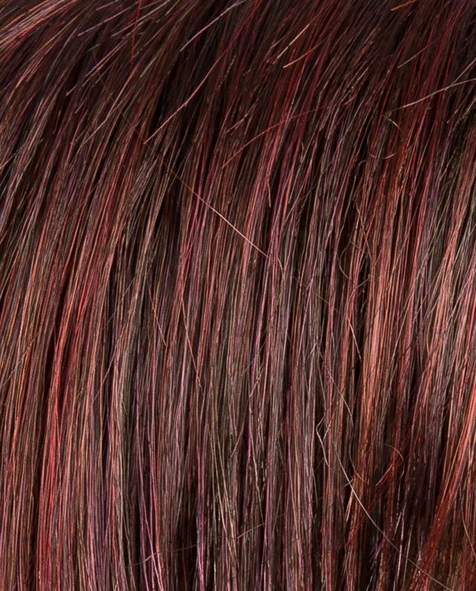 plum red/shad