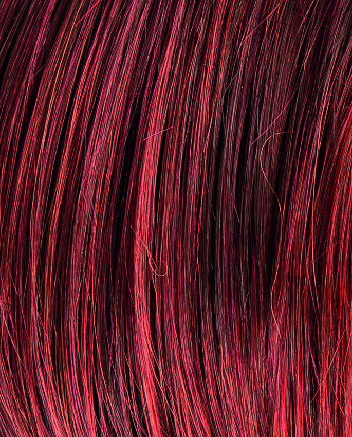 ruby red tipped